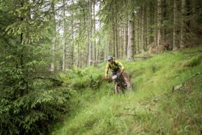 Photo of Jack MULLANE at Innerleithen