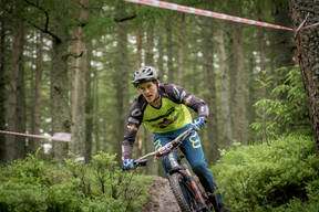 Photo of Chris PEARSON (mas) at Innerleithen