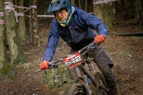 Photo of James HARRIS (mas) at Innerleithen