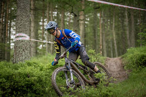 Photo of Nick MORGANS at Innerleithen