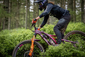 Photo of Becky COOK at Innerleithen