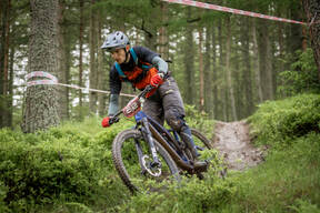 Photo of Will SISSON at Innerleithen