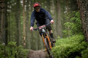 Photo of Zac HUBERY at Innerleithen