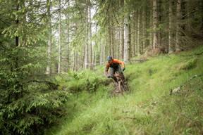 Photo of Stuart TERRY at Innerleithen
