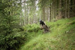 Photo of Ross JOHNSTON at Innerleithen