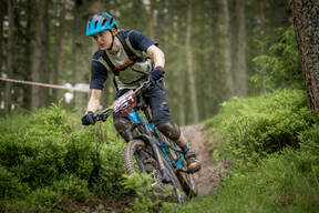 Photo of Matthew GREENWOOD (sen) at Innerleithen