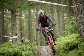 Photo of Ashley MULLANE at Innerleithen