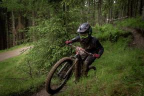Photo of Luke FLACK at Innerleithen