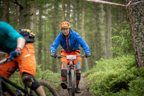 Photo of Rob WALSH at Innerleithen