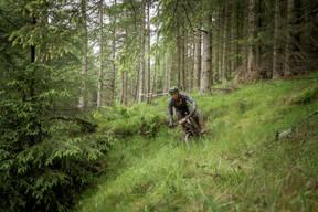 Photo of Joe MERRY at Innerleithen