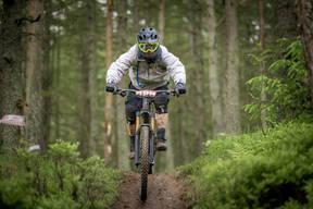 Photo of Michael DOBSON at Innerleithen