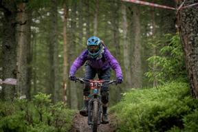 Photo of Jaime GRAY at Innerleithen