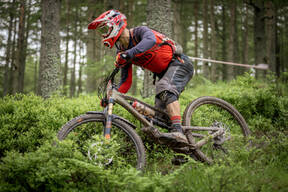Photo of Chris WEIR at Innerleithen