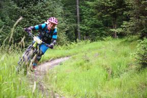 Photo of Nicola FOX at Innerleithen
