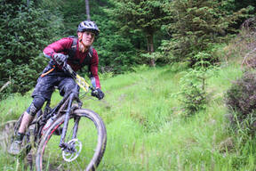 Photo of Jack HOWIE at Innerleithen