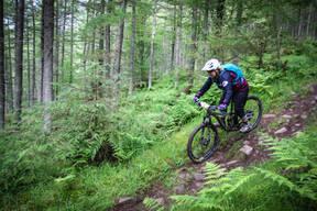 Photo of Lyndsey CLARK at Innerleithen