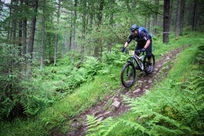 Photo of Jamie MALCOLM at Innerleithen