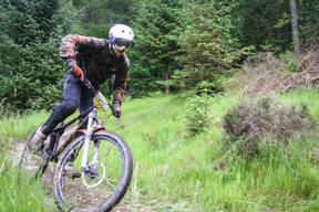 Photo of Ethan THOMSON at Innerleithen
