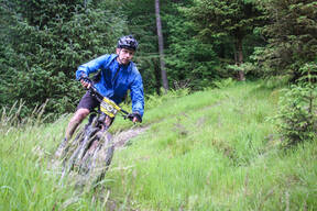Photo of Craig RUTHERFORD at Innerleithen