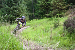 Photo of Max RYALL at Innerleithen