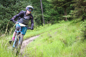 Photo of Becca LINDSAY at Innerleithen