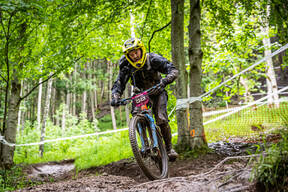 Photo of Steven LAMPTON at Innerleithen