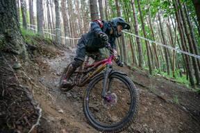 Photo of Marc EDDON at Innerleithen