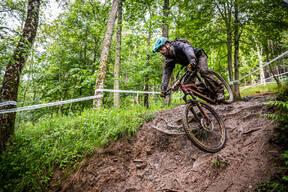 Photo of Matthew WATSON at Innerleithen