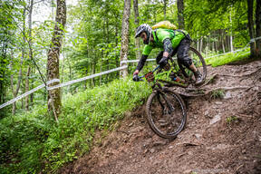 Photo of Luca CONTESSI at Innerleithen