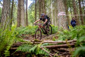 Photo of Steve LIGGINS at Innerleithen