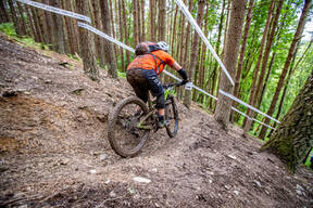 Photo of Nik GOWRIE at Innerleithen