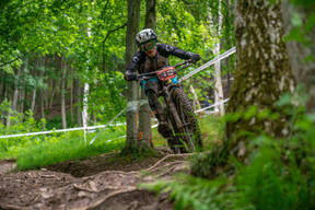 Photo of Ewan CURRIE (mas) at Innerleithen