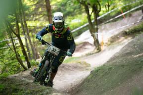 Photo of Mason CORNICK at Tidworth