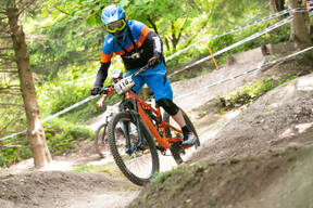 Photo of James BURTON at Tidworth
