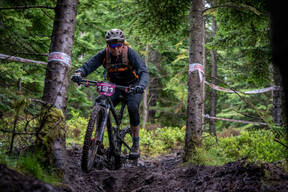 Photo of Kevin LEARY at Innerleithen