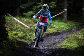 Photo of Andrew MACPHERSON at Innerleithen