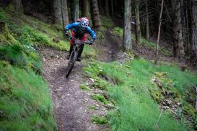 Photo of Daniel BRAUND at Innerleithen