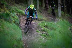 Photo of Michael SMITH (mas1) at Innerleithen