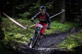 Photo of Jason BULLEN at Innerleithen
