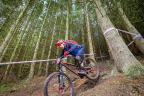 Photo of Ian NICOL at Innerleithen