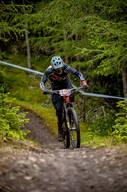Photo of Angus RUSSELL at Innerleithen