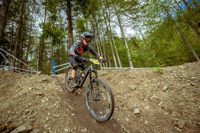 Photo of Ben ALLAN at Innerleithen
