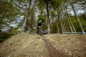 Photo of Fraser SHEERIN at Innerleithen