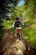 Photo of Andrew MUNNIS at Innerleithen
