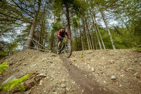 Photo of Andrew HOWIE at Innerleithen