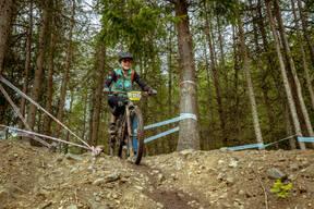 Photo of Beate KUBITZ at Innerleithen