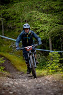 Photo of Andy STEELE at Innerleithen