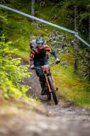 Photo of Matthew BRYCE at Innerleithen