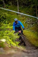 Photo of Mark LISTER (gvet) at Innerleithen