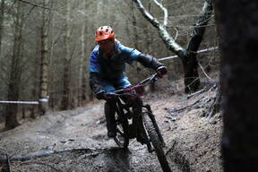 Photo of Mike ASHCROFT at Innerleithen